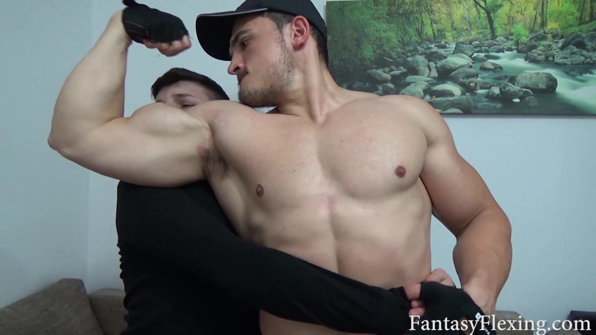 Muscle Domination - Video 2 - Thisvidcom-4514