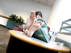 candid asian soles