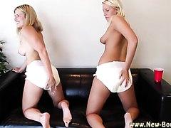 diaper wetting - video 36
