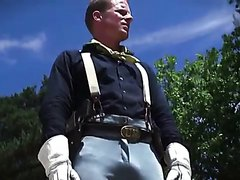 Tight Pants Fetish: The Deserter's Battle of the Bulge