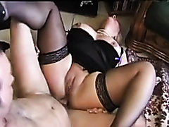 Mature bisexual swingers in hot group action