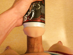 Fleshlight jerk off