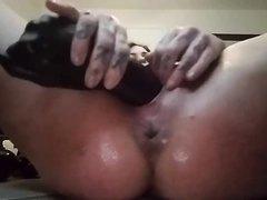Expert slut distroying pussy