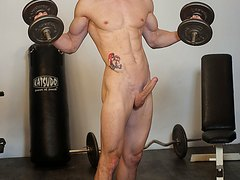 Athletic muscle 18