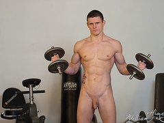 Athletic muscle 19