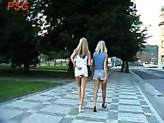 Public panty poop - video 5