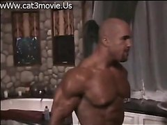 Sexy Black Muscle 2