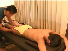 Japanese Gay Massage & Fuck