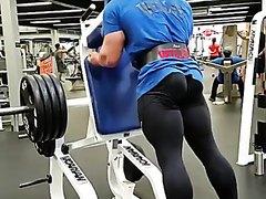 Gym Alpha with HUGE ass 2