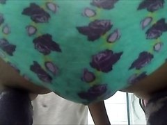 Latina Filling Flower Panties