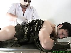 Straight Slave Fingered : Down The Enemy Lines 6