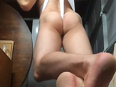 Hanging Wedgie - video 2