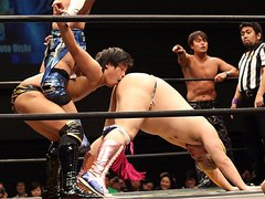 Danshoku Dino, ... Oishi vs  Mizuki ...