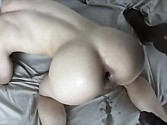 asian on black cock