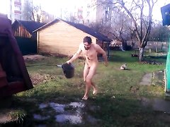 One day in a naturist life