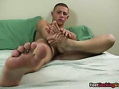 SEXY JOCK & PERFECT FEET