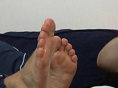 Worshipping Italian soles