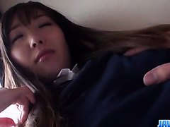 Curvy assHaruka Ohsawa loves fucking in doggy - More at j....net