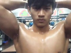 Indonesia Muscular slave  1