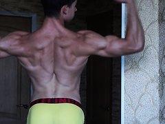 russian muscle guy 20 - video 6