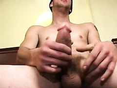 Str8 Latino with very huge dick - video 7