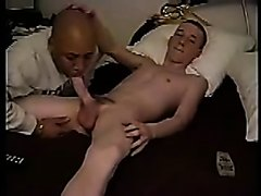 Str8 Latino with very huge dick - video 12