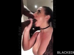 AW Takes Black Stud in Her Hotel