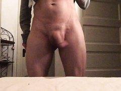 Dick swinging/ass shaking