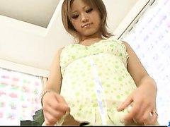 Ai Shirosakia receives perfect pussy stimulation - More at j....net