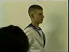 Military-style Discipline