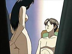 Hentai femdom