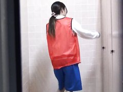 Japanese Football Girls Pee Desperation 3