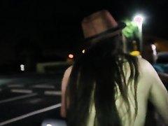 nerd girl - street deepthroat
