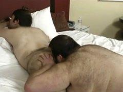ButtJunkie - From the Web - Two big hairy fleshy men having fun