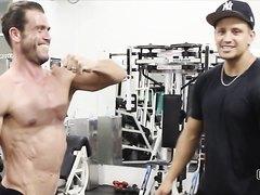 Fart muscle man