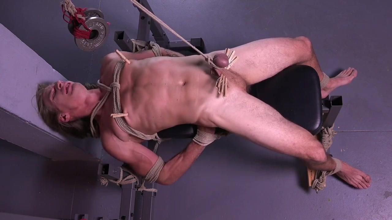 video torture Cock ball