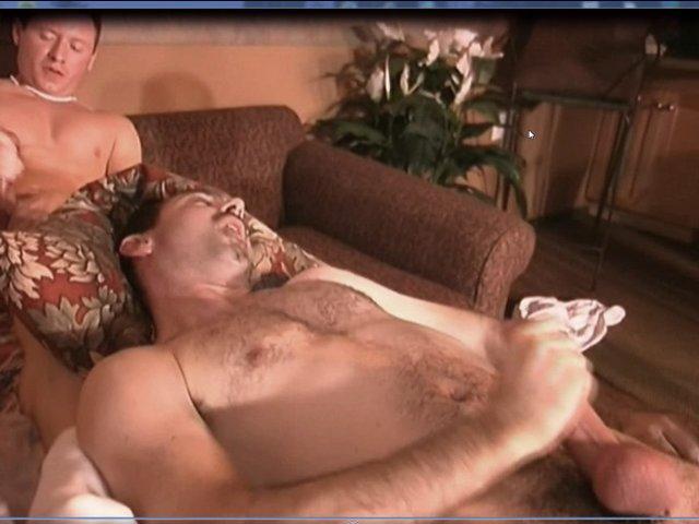 Hairy cub Roman Reade Bodyrocks scene 5
