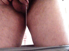 Me pissing - video 3