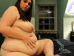 Fat whore with a beautiful face