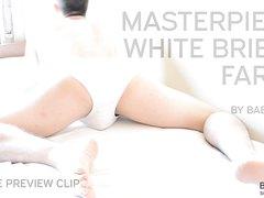 White briefs farts