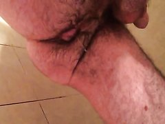 HAIRY HOLE DRIPPING WITH