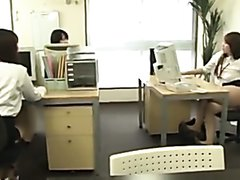 Japanese farting office