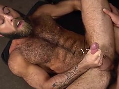 Cum bath - video 2