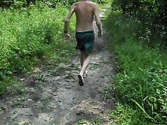 Running pants piss, part 2