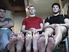 Three straight soles (3 vids in one)