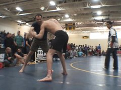 BAREFOOT FIGHT SUBMISSION