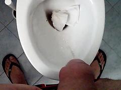 piss after poop