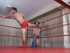 hunks wrestling