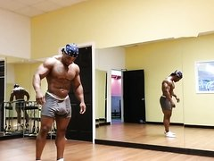 Athletic muscle 93 - video 6