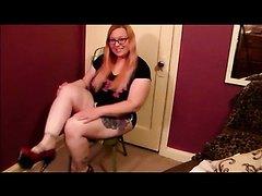 BBW  Farting - video 2